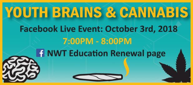 Facebook Live Event - October 3rd, 2018