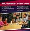 Tobacco Health Warning Signs