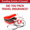 Travelling Outside of Canada?